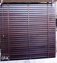 for ur quality wooden blinds call today