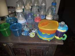 NUK Baby Bottles and more