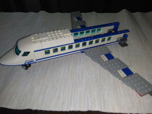 Klocki Lego Części Od 3181 Samolot Pasażerski Inowrocław Olxpl