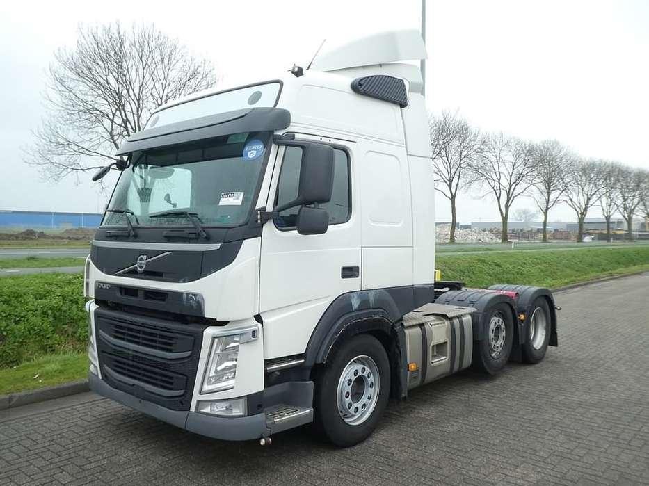 Volvo FM 11.450 6x2 twinsteer euro 6 - 2014