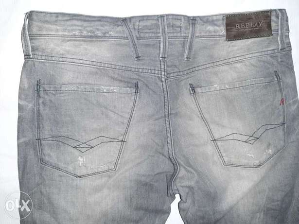 Reply Jeans 33/32 from England. المعادي -  1