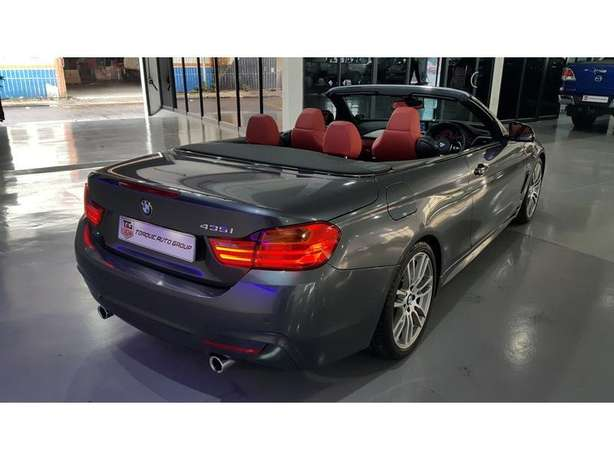 2014 Bmw 4 series 435i Convertible Msport Auto Durban - image 2