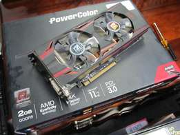 AMD RADEON R9 270X 256-Bit 2GB-GDDR5 4K Gaming Graphics Card