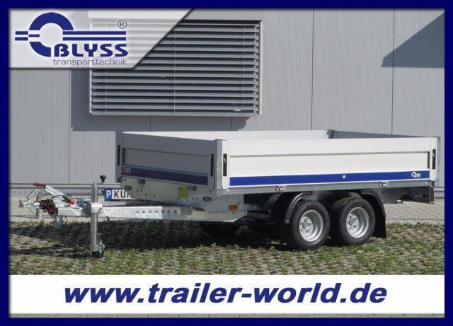 Blyss Hochlader 260x150x40cm Anhänger 2700kg GG