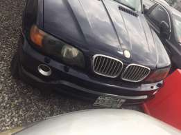 Used BMW X-5 .. Very Sharp