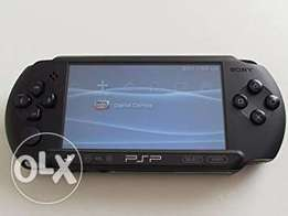 PlayStation portable PSP street chipped with 20 free games