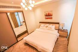 For rent a fully furnished 1 bedroom flat in Hoora