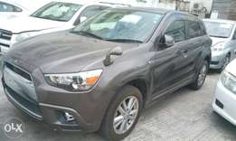 RvR Mitsubishi, brown KCP number: Hire purchase