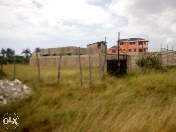 Fenced and Gated 50 x 100 plot near JCC Utange Mombasa Island - image 3