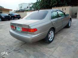 First body Toyota Camry 2002 with AC with custom papers
