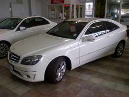 2010 Mercedes Benz CLC 180K 6-Speed Manual