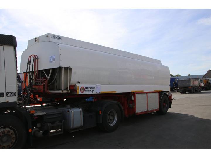 Stokota TANK 23.000 L FUEL/GASOIL (4 comp.) - 2002 - image 2