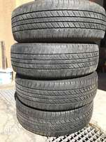 SUV tyres x4