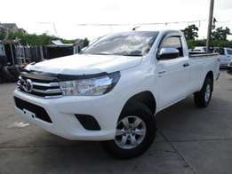 2015 Toyota Hilux S/Cab