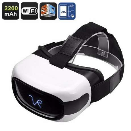 3D Android VR Glasses Florida - image 1