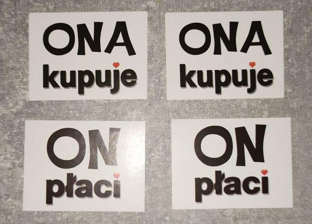 Naklejki na buty ślub wesele Lublin • OLX.pl
