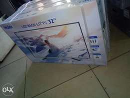 Selling brand new Haier 32inches digital TV on offer