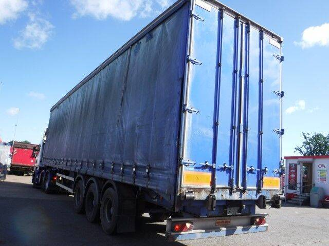 Montracon CURTAINSIDE - 2005