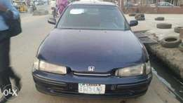 Reg 96 Honda Accord Bullet Located at Yaba with CD . AC not cooling