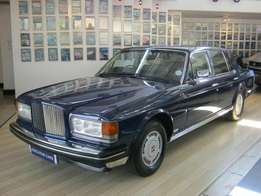1985 Bentley Mulsanne Turbo