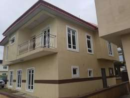4bedroom detach house n bq for sale at PEARL GARDENS shangotedo lekki