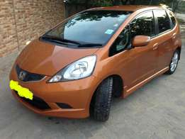 Hondafit RS sport edition 2010model 1500cc