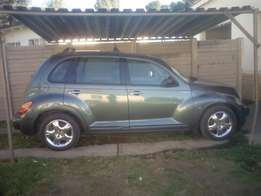 Pt cruiser to swop for jeep,4x4 or bakkie