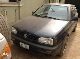 Neatly used Golf 3 in perfect condition.