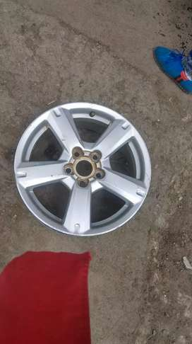 Rim Size 17 For Rav4 Cars