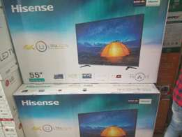 "Hisense 55"" uhd 4k digital smart TV"