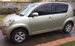 Clean Toyota passo for sale
