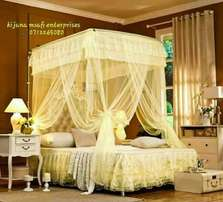 One side stand bed nets