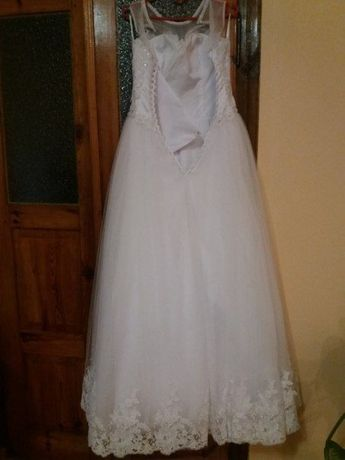 ebf289e4da59da Весільна сукня, ідеальний стан.: 3 000 грн. - Весільні сукні Луцьк ...