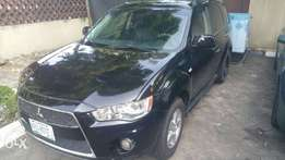 Mitsubishi Outlander 2010 working fine Naija Used
