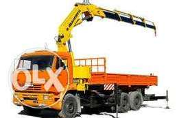 Hiab and swamp buggy for lease