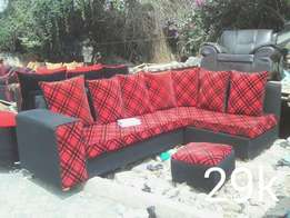 L-seat in sale, *free delivery*