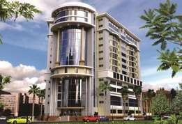 Upperhill Class 'A' Office Spaces to Let