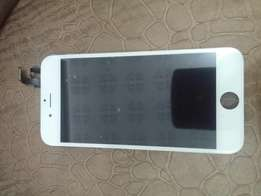 Original iphone 6 screen replacement and fixing services.