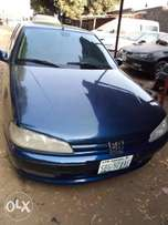 Used Peugeot 406 not negotiable