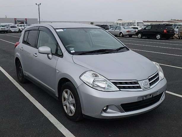 New Showroom car: Nissan Tiida, hire purchase accepted Mombasa Island - image 1