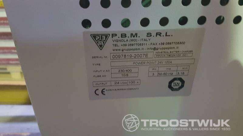 Samag MAX 1 H 1800 - 2007 - image 9
