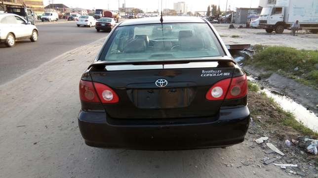 Clean Smooth Driving 2007 Toyota Corolla CE In Excellent Condition Lekki - image 8