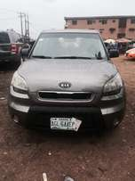 Super clean Nigeria used Kia Soul 2011 model.
