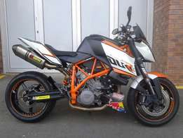 990 Super Duke KTM Finance Available
