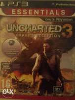 Uncharted 3 Drajes deception PS3