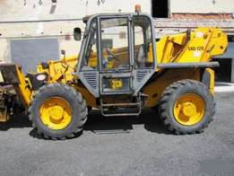 JCB 530-120 Telehandler for sale...