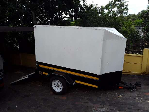 Enclosed Trailer Roodepoort - image 3