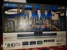 Samsung smart UHD 4k tv