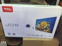 brand new tcl digital 28 inch available today