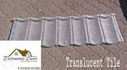 Translucent Roofing Tiles